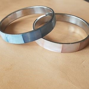 Jewelry - 2 bangle style bracelets